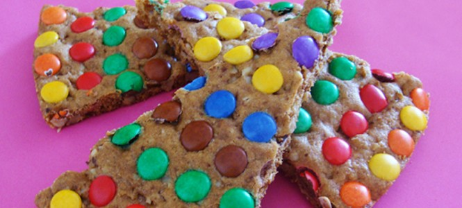 Pizza de cookie
