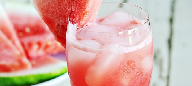 Drink refrescante p/ verão