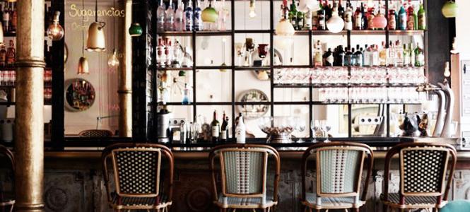 Design: Café Kafka Barcelona