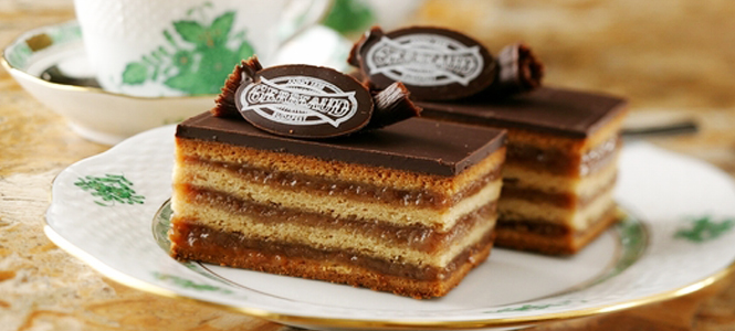 Torta Gerbeaud