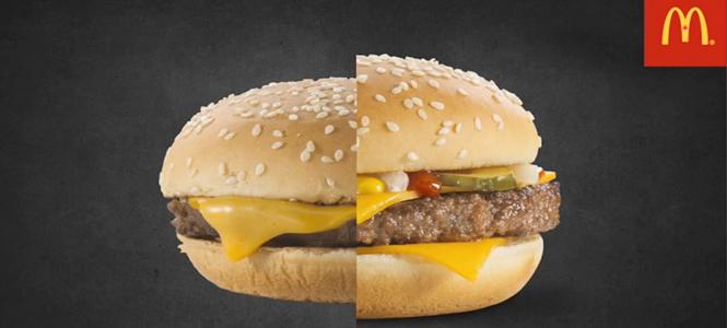 McDonald's como você não vê