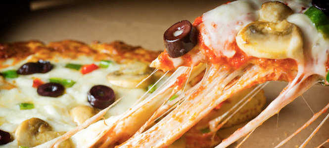 E viva o dia da Pizza!