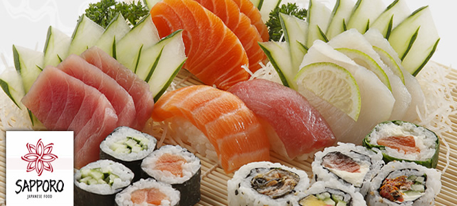 Dica: jantar no Sapporo
