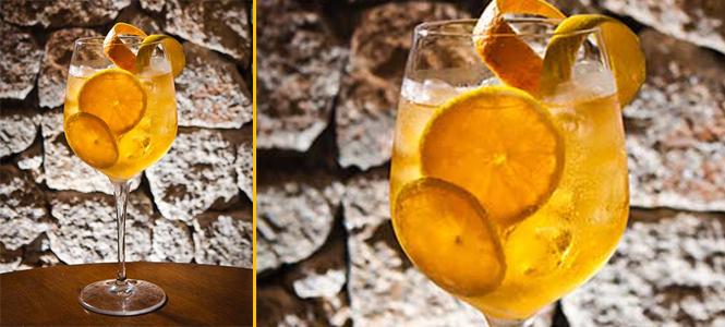 Gin Saffron