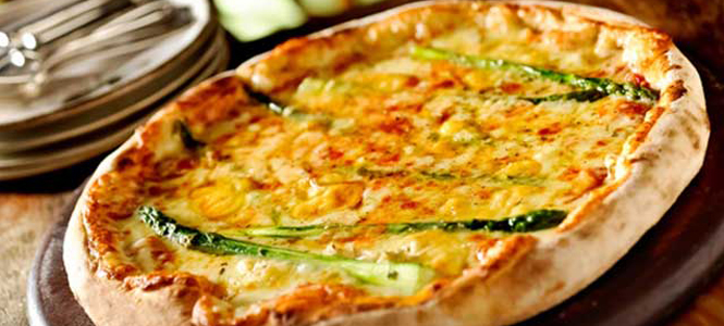 Pizza Brigitte