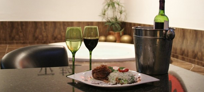 Gastronomia de Motel